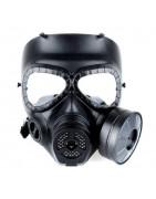 masques à gaz