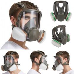 Masque à gaz intégral