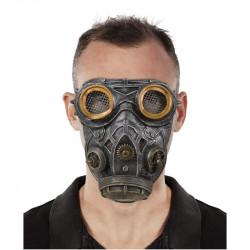 Masque non-intégral rétro