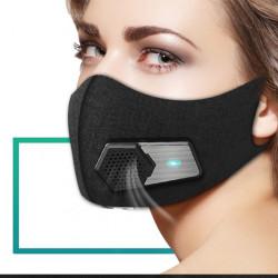 Masque à aération dynamique...