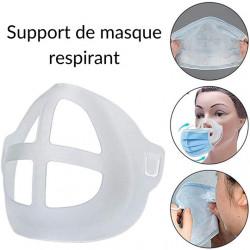 Support de masque respirant